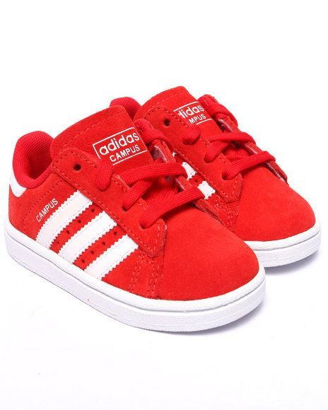 adidas junior trainers red