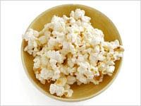 Popcorn isn't just low in calories and high in fiber. Turns out the popular snack is chock full of antioxidants, too
