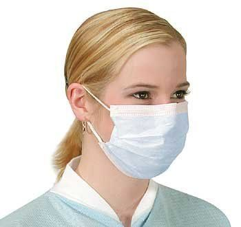 From 0.60:12 X Anti Virus Swine Flu Surgical Face Masks With Earloops