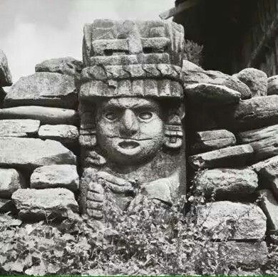 Escultura Totonaca 1950.