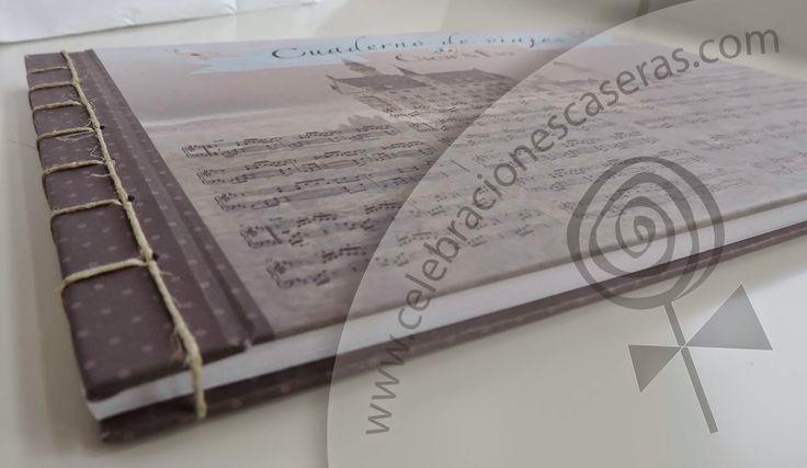 Celebraciones Caseras: cuaderno de viajes
