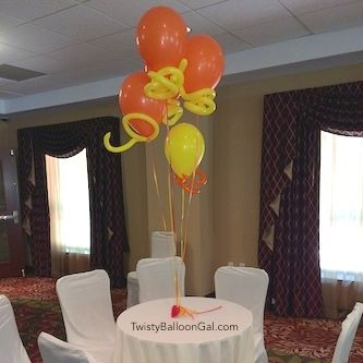 #Helium #Balloons delivered to you.  #CapitalDistrict #Albany www.TwistyBalloonGal.com