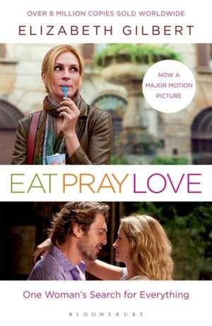 Eat, Pray, Love de Elizabeth Gilbert