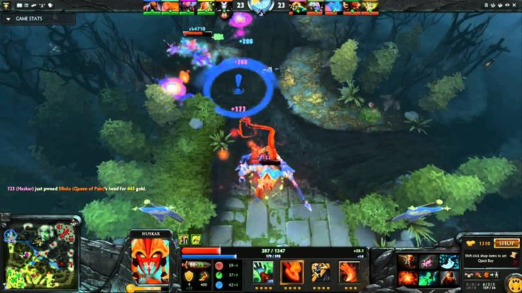 Dota2 Live Stream - Radiant Vs Dire (20.09.2015)