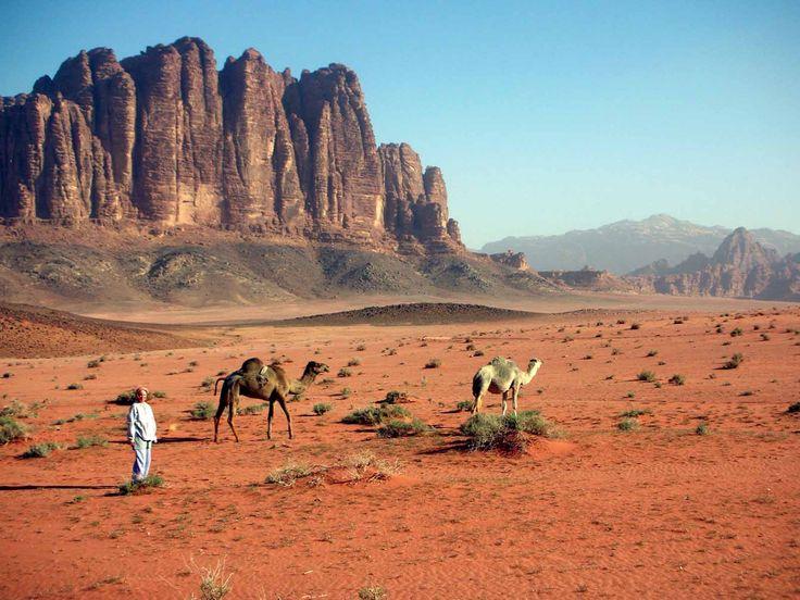 Wadi Rum Jordan   Overnight Petra & Wadi Rum trip from Cairo