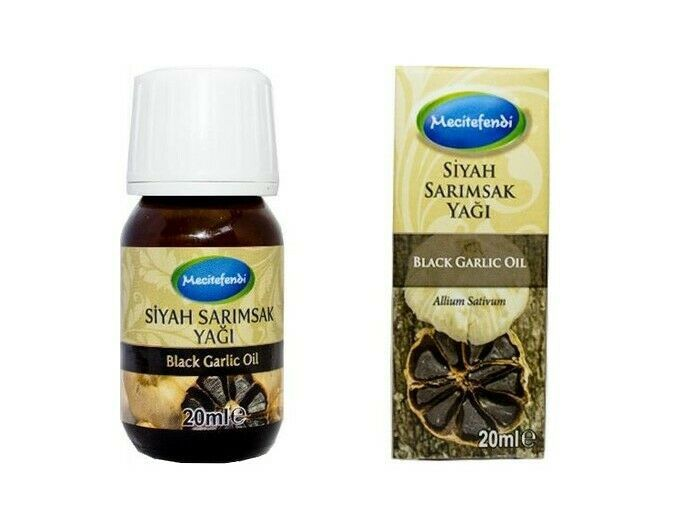 Oil Black Garlic Renew Strength Hair Natural Against Hair Loss