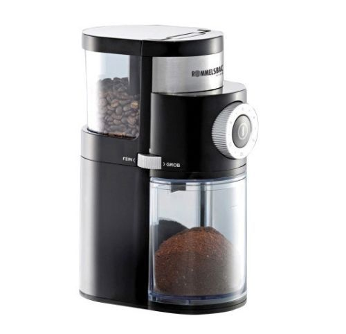 Rommelsbacher Coffee Mill Grinder EKM200 automatic Makers Fast Free Shipping