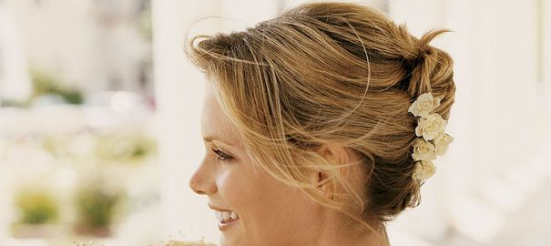 Coiffure mariage - L'Express Styles
