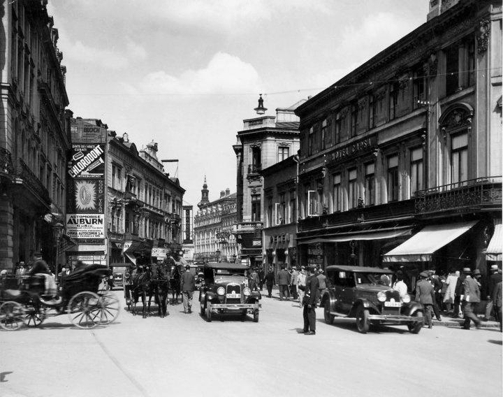Calea Victoriei 1936