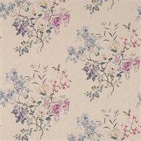 Sanderson  Coll:.Waterperry Fabrics  Design: Magnolia & Blossom 226294