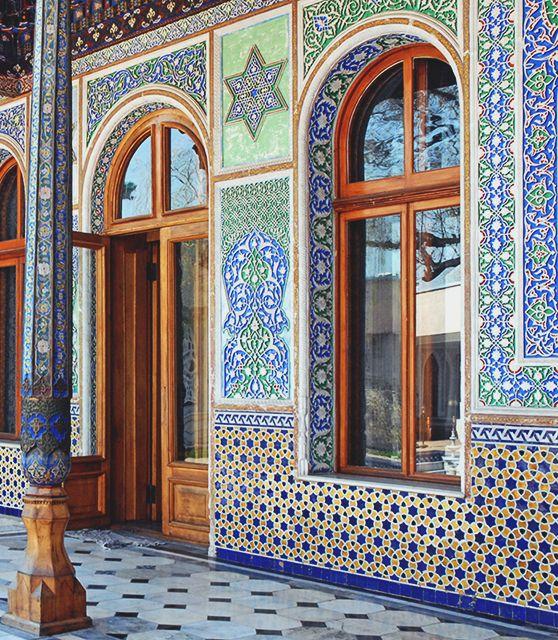 museum of applied art, tashkent, uzbekistan | islamic architecture
