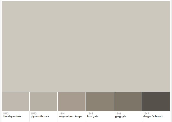 Benjamin moore warm gray paint colors small decor on home for Best warm grey paint colors