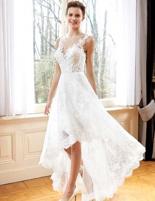 20 Amazing Short Wedding Dresses