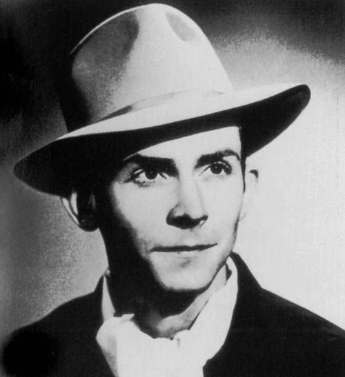 Hank Williams         ' hat | blood, dirt & angels