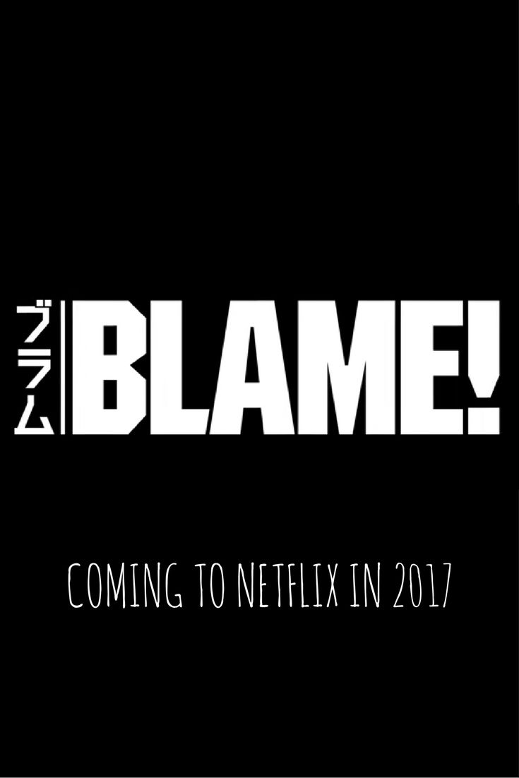 blame movie adaptation coming to netflix original in 2017 trailer news blame movies and. Black Bedroom Furniture Sets. Home Design Ideas
