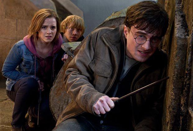 Harry Potter stars secretly filming ninth movie #harrypotter #movies