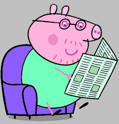 IMÁGENES Y GIFS ANIMADOS : IMÁGENES DE LA PEPPA PIG