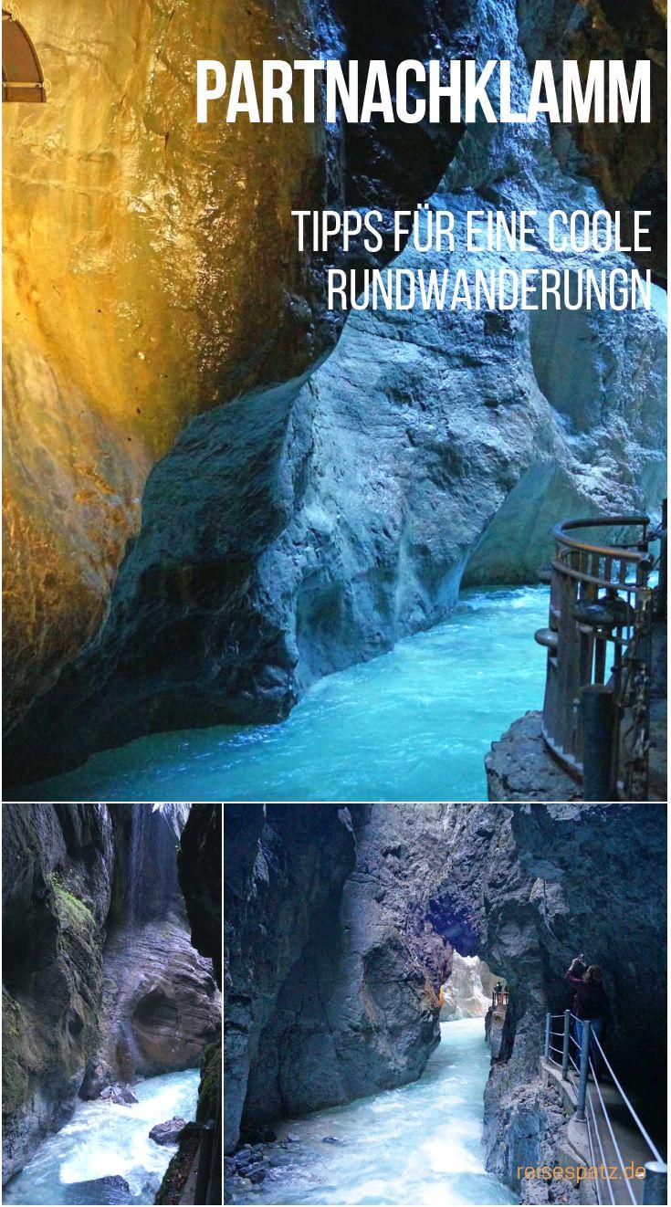 Partnachklamm – ein cooles Ausflugsziel in Garmisch-Partenkirchen – ReiseSpatz Reiseblog 🌴 coole Tipps für Urlaub & Reiseziele