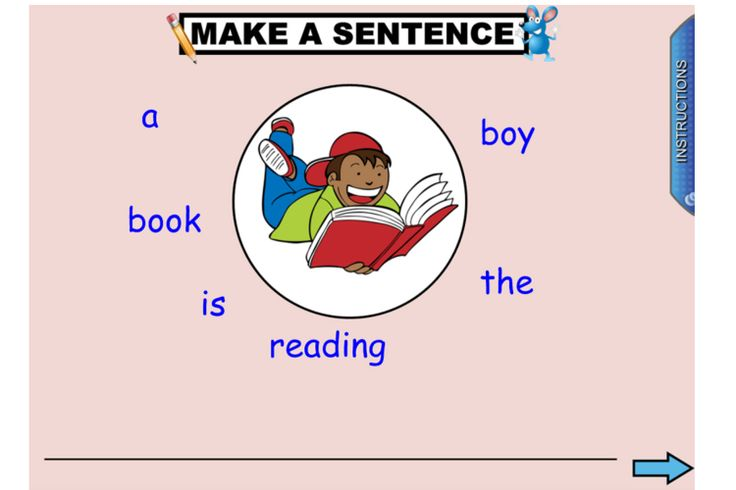 how to create sentence with two lines on each side