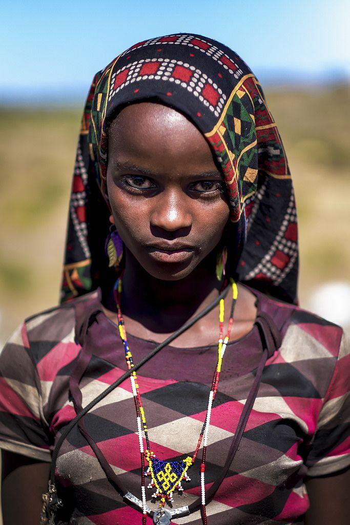 de3d509fa4 Borana girl - Ethiopia   Join me on Facebook   Steven Goethals   Flickr