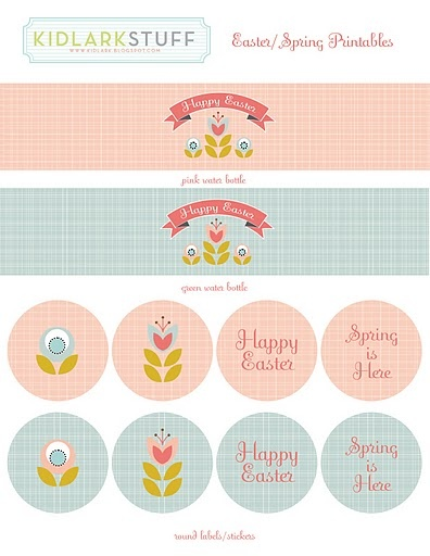 33 best Easter Labels, Easter Label Templates images on Pinterest - easter postcard template