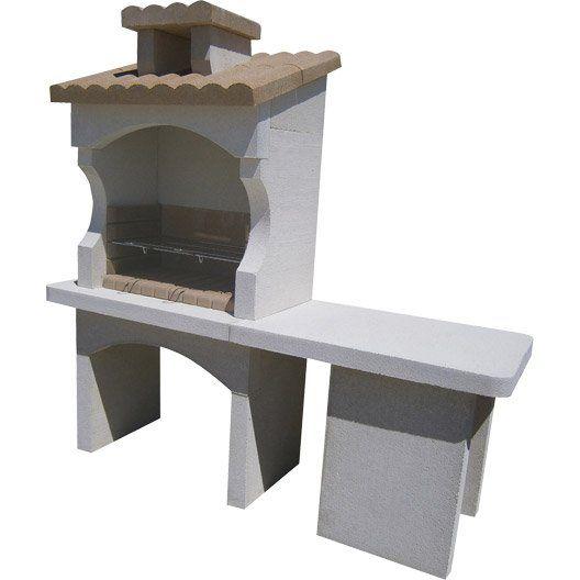 Beliebt Les 25 meilleures idées de la catégorie Barbecue en beton sur  EA89