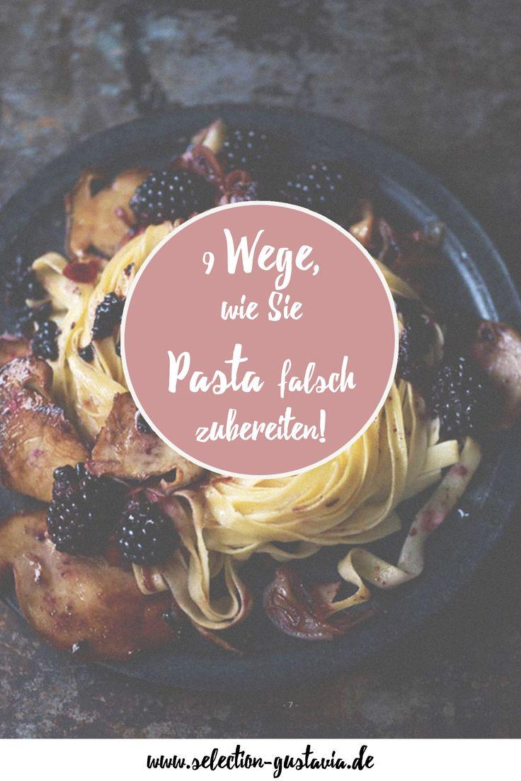 Machen Sie diese typischen Fehler beim Pasta zubereiten? #italienisch #pasta #nudelgerichte #rezeptideen #profikochen #italien #pastagerichte #pastarezepte #sommerlichegerichte #pastaausitalien