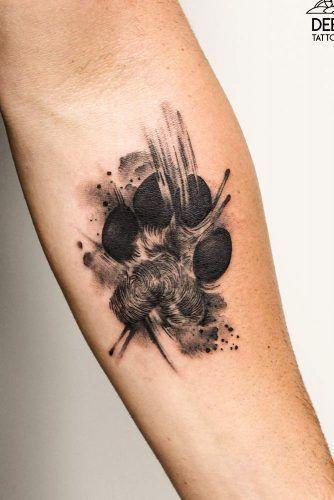 27 Inspirierende Wolf Tattoo-Ideen für Ihre Haut, #ideen #inspirierende #tattoo