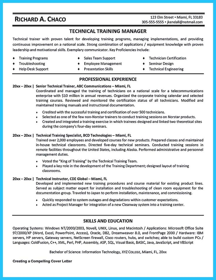 awesome brilliant corporate trainer resume samples to get job check more at http