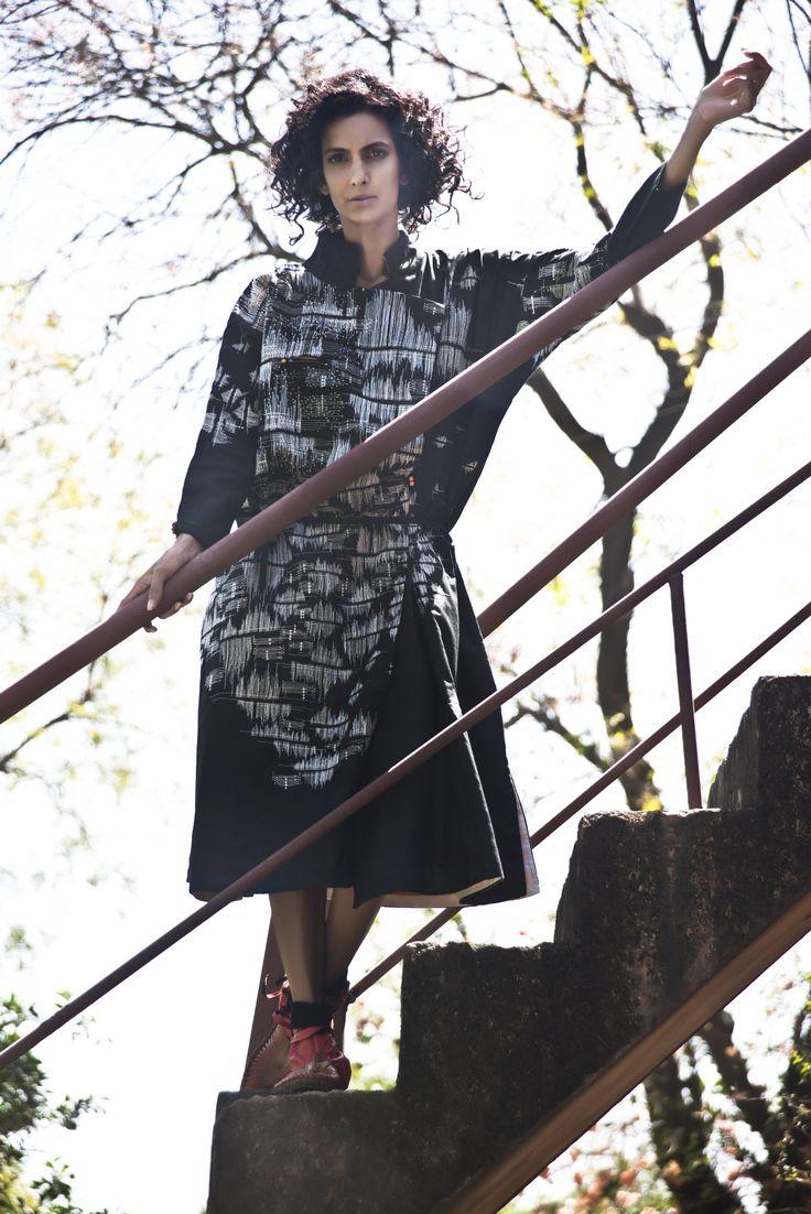 swati kalsi, jacket dress