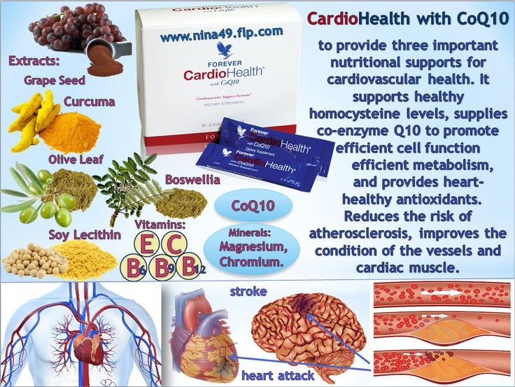 Forever CardioHealth with CoQ10 to provide powerful nutritional support for cardiovascular health. Order at www.nina49.flp.com