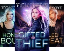 Highland Magic series by Helen Harper – Notes of a Book Dragon