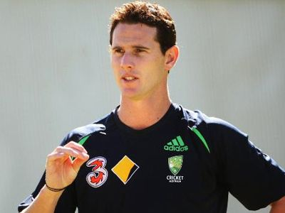 Kai Po Che to mark the debut of Aussie player Shaun Tait!