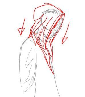 como dibujar _capucha
