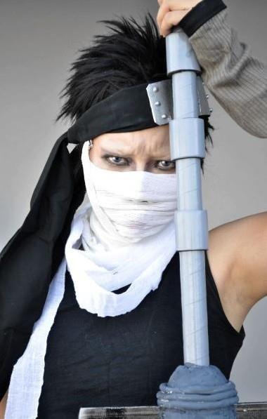 Naruto cosplay Zabusa anime online manga tv streaming legal gratuit
