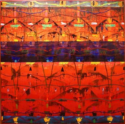 "© Michael Johnson - ""Oacaca Record"" - 2009."