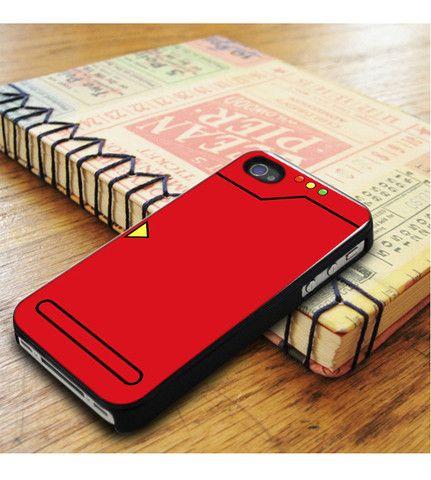 Red Pokedex Pokemon iPhone 5|iPhone 5S Case