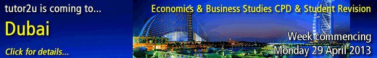 tutor2u | Economics | Business Studies | Politics | Sociology | History | Law | Marketing | Accounting | Business Strategy