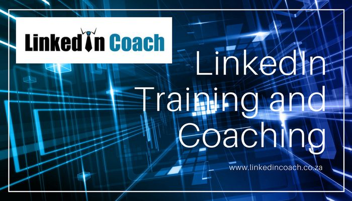 LinkedIn Training and Coaching by Charlotte Kemp - either public workshops or in house training.