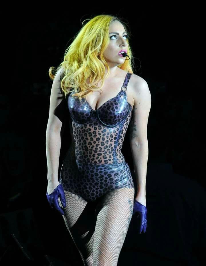 Lady Gaga (The Monster Ball Tour)