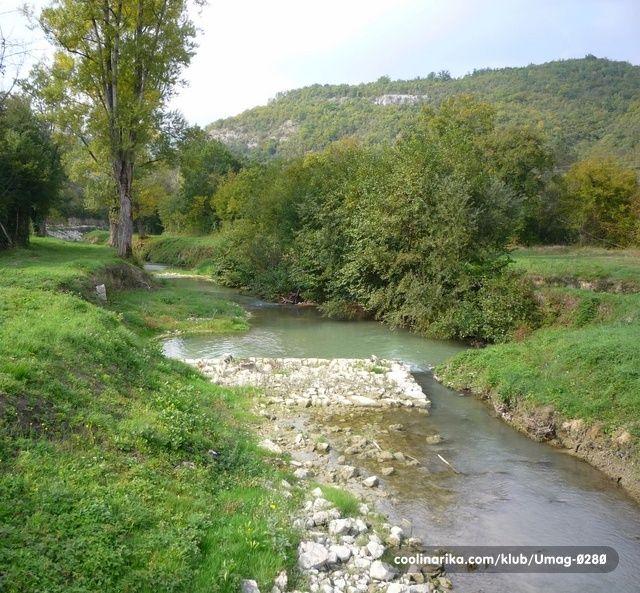 Mirna (Istra, Croatia)