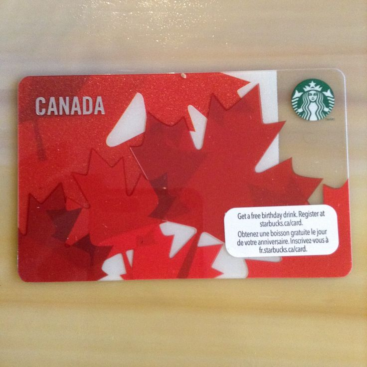 Released in 2012 featuring the Canadian Maple leaf as featured on the Canadian Flag. This card was released in Canada only but has been re-released multiple times.  This card ships with a $0.00 balance. Please feel free to contact us via SPREESY if you have any questions or concerns. | Shop this product here: spreesy.com/mysbuxcollection/75 | Shop all of our products at http://spreesy.com/mysbuxcollection    | Pinterest selling powered by Spreesy.com