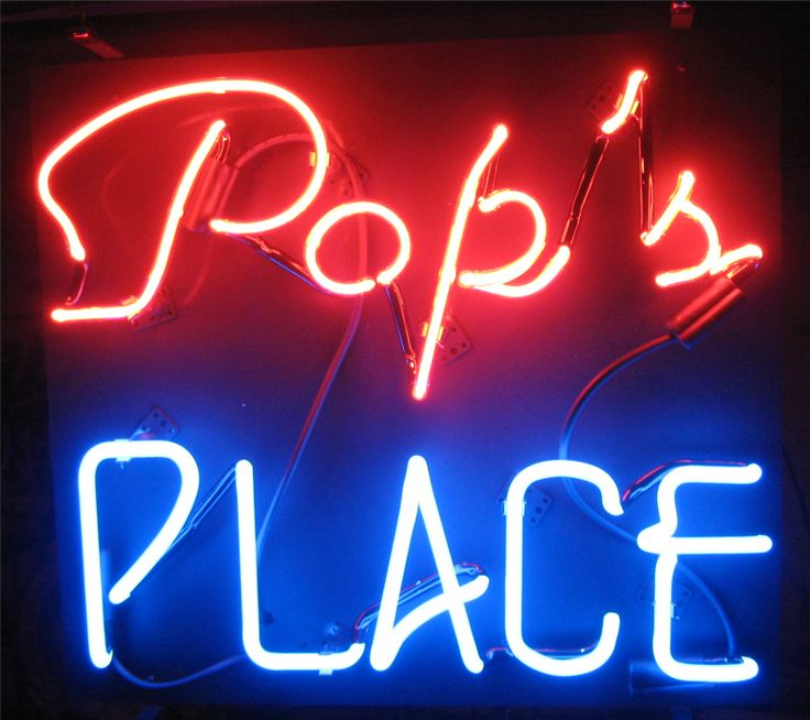 Personalized Neon Signs Beauteous 11 Best Neon Images On Pinterest  Neon Colors Color Schemes And Design Decoration