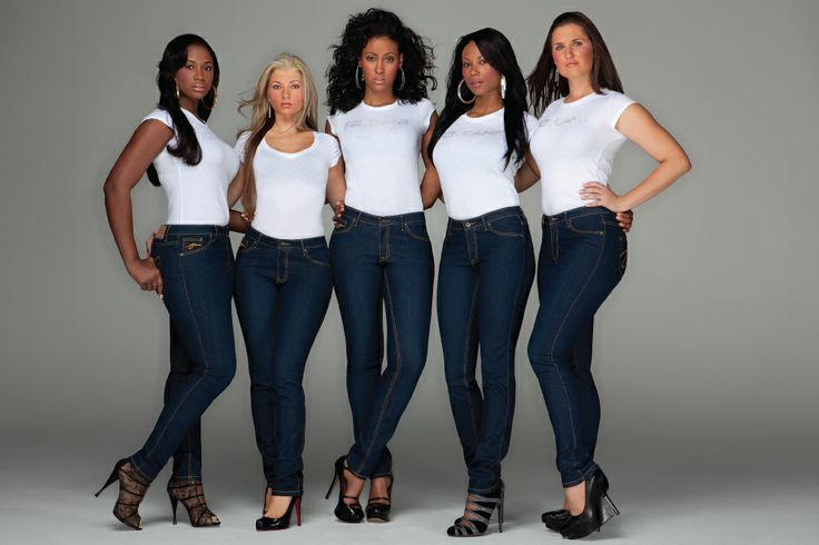 PZI Jeans - Voted Best Jeans for Women with Curves. See more at www.pzijeans.com.