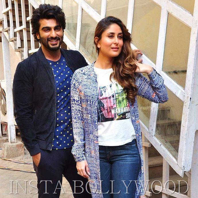 Arjun Kapoor and Kareena Kapoor Khan for Ki and Ka promotions @Bollywood  . . #instabollywood #bollywood #india #indian #desi #bollywoodactress #mumbai #bollywoodfashion #bollywoodstyle #bollywoodmovie #indianfashion #kareenakapoorkhan #kareenakapoor #arjunkapoor #kiandka #karishmakapoor #bollywoodstylefile #bollywood #stylefile #india #indian #indianfashion #indianstyle #bollywoodstyle #delhi #mumbai @BOLLYWOOD  . @Bollywood . . For more follow #BollywoodScope and visit…