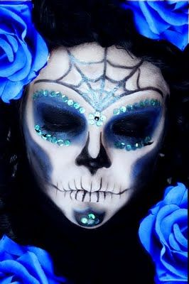 Tutorial: Royal Sugar Skull Makeup