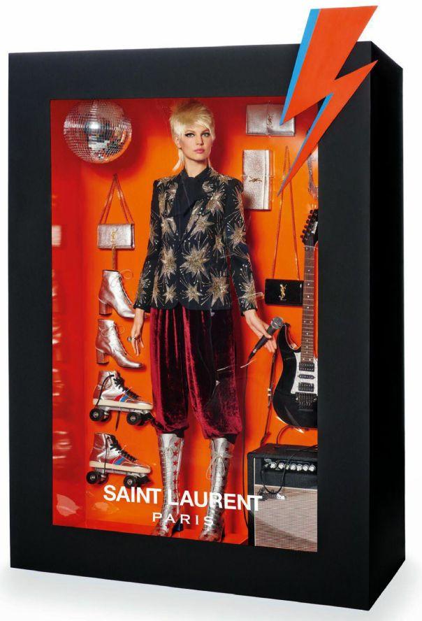 Saint Laurent, Paris Vogue, December/January 2014-2015