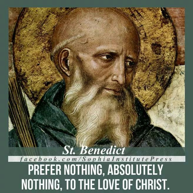 St. Benedict's Feast Day--July 11 / 7 Things You Must Know About the St. Benedict Medal