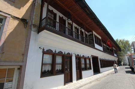 A host of examples of Turkish architecture in Muğla.