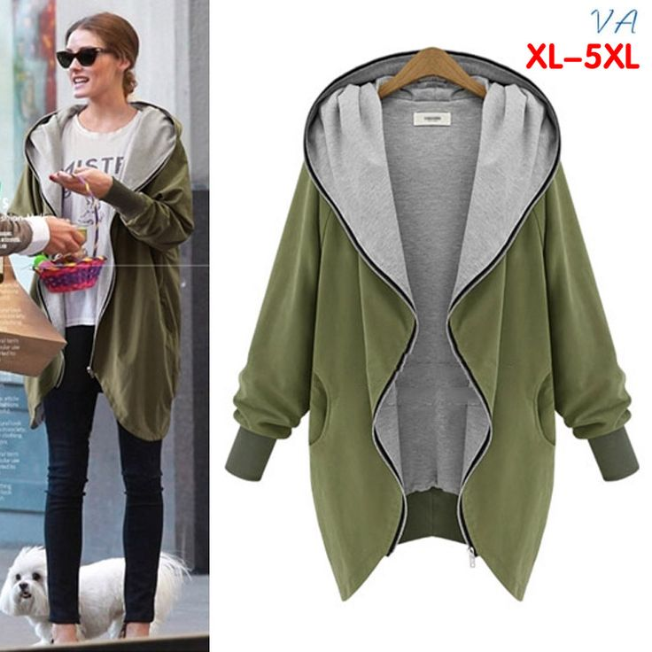 Find More Hoodies & Sweatshirts Information about 5xl 4xl xxxl xxl xl trench plus size women's clothes cotton woman Hoddies for winter,spring and autumn New fashion in 2014,High Quality fashion clothes store,China clothes clip Suppliers, Cheap fashionable men clothes from VA Women Clothing Store on Aliexpress.com